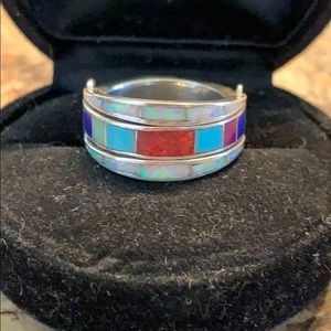 Jewelry - Sterling Flip Ring
